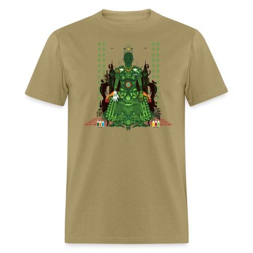 The emperor of mind - Men's T-Shirt
