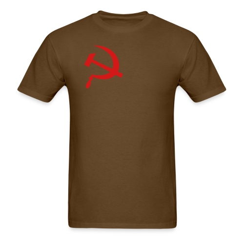 Sickle.1 - Men's T-Shirt