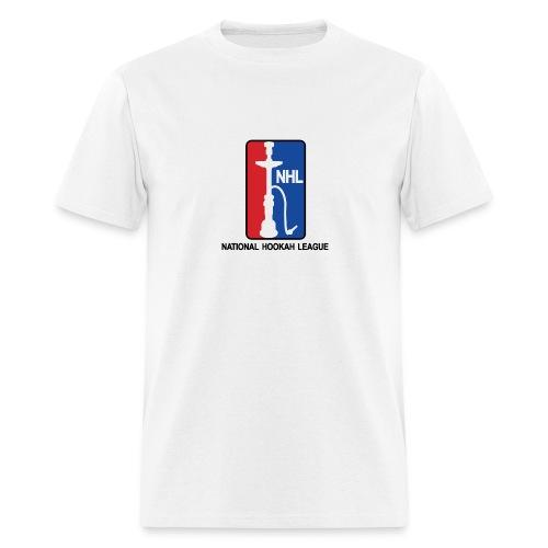 National Hookah League - Men's T-Shirt