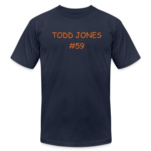 Todd Jones - Men's Fine Jersey T-Shirt
