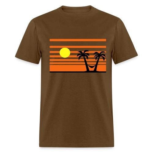 Beach Time Handbag - Men's T-Shirt