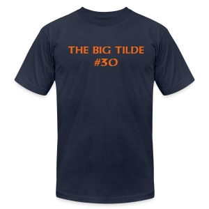 The Big Tilde - Men's Fine Jersey T-Shirt