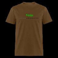 T-Shirts ~ Men's T-Shirt ~ Naija (Land of the world's finest)
