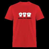T-Shirts ~ Men's T-Shirt ~ NDH- Nothing Dey Happen