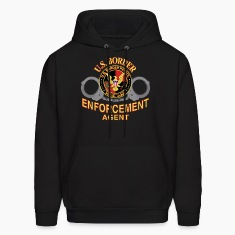 U.S. Border Enforcement Agent