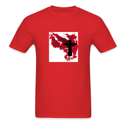 Red Cross - Men's T-Shirt