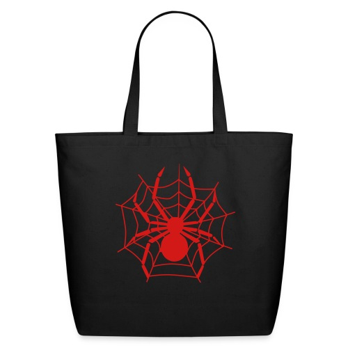 Spiderman Candy Bag - Eco-Friendly Cotton Tote