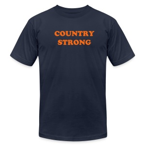 Country Strong Men's - Men's Fine Jersey T-Shirt