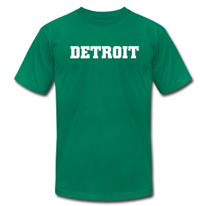 Detroit - Men's Fine Jersey T-Shirt
