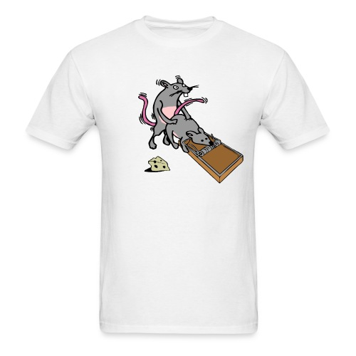 Dave's Sexy/Cool Mouse Shirt - Men's T-Shirt