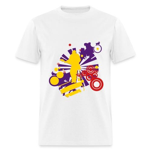 kings men - Men's T-Shirt