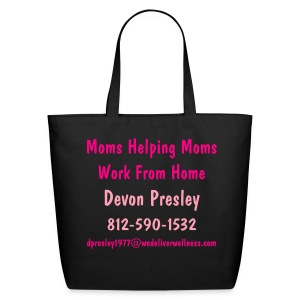 Devon Presley - Eco-Friendly Cotton Tote