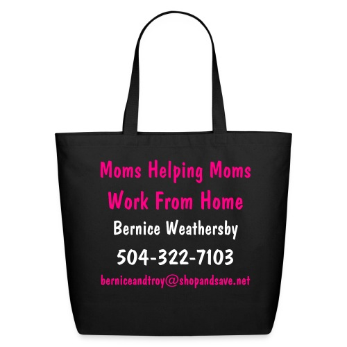 Bernice Weathersby - Eco-Friendly Cotton Tote