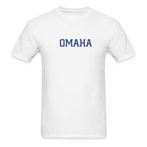 Omaha Tee - Men's T-Shirt