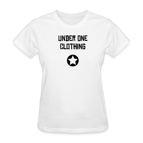 Under One Star T-Shirt - Women's T-Shirt