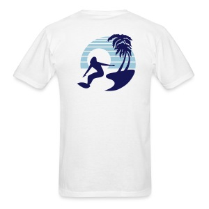 Windsurfers Paradise  - Men's T-Shirt