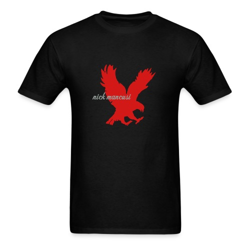 Eagle 'T' Black - Men's T-Shirt