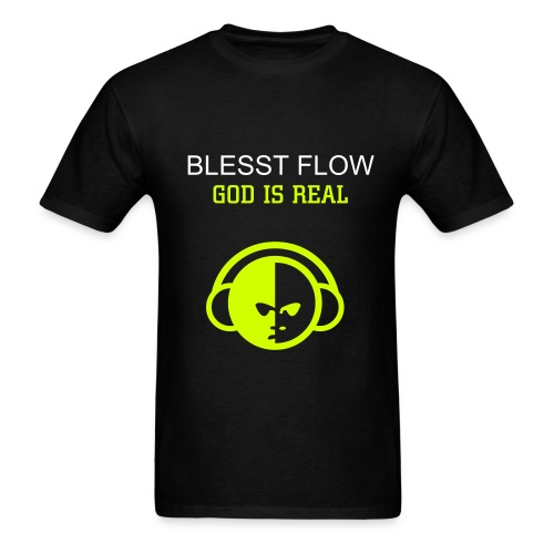 Blesst Flow 01 - Men's T-Shirt