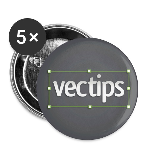 Vectips - Large Buttons