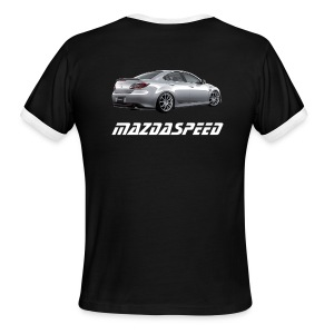 2010 MS6 black/white - Men's Ringer T-Shirt