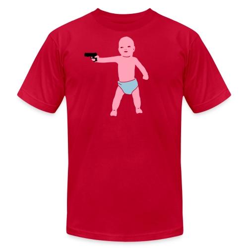 T shirt baby criminal - Men's  Jersey T-Shirt