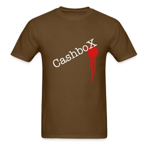 CashboX bullethole tee - Men's T-Shirt