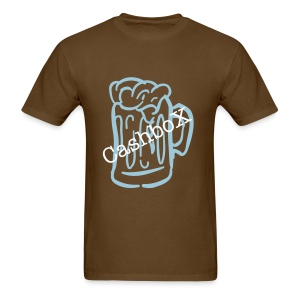 CashboX beer mug tee - Men's T-Shirt
