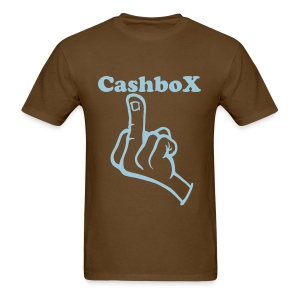 CashboX the finger tee - Men's T-Shirt