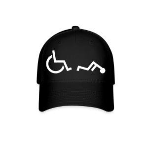 Black cocktail Tank - Baseball Cap