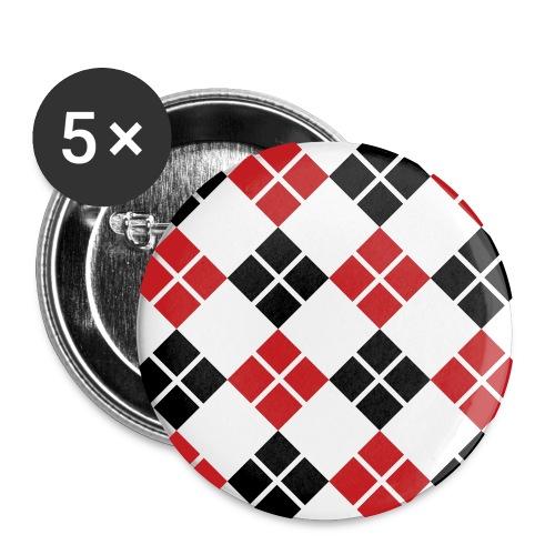 Argyle - Large Buttons