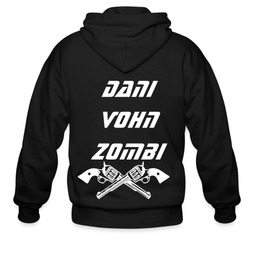 DVZ sports shirt - Men's Zip Hoodie