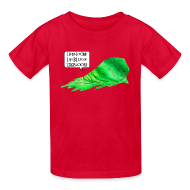 Kids' Shirts ~ Kids' T-Shirt ~ Big Green Blob