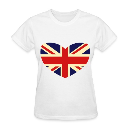 Repping British Shirt - Women's T-Shirt
