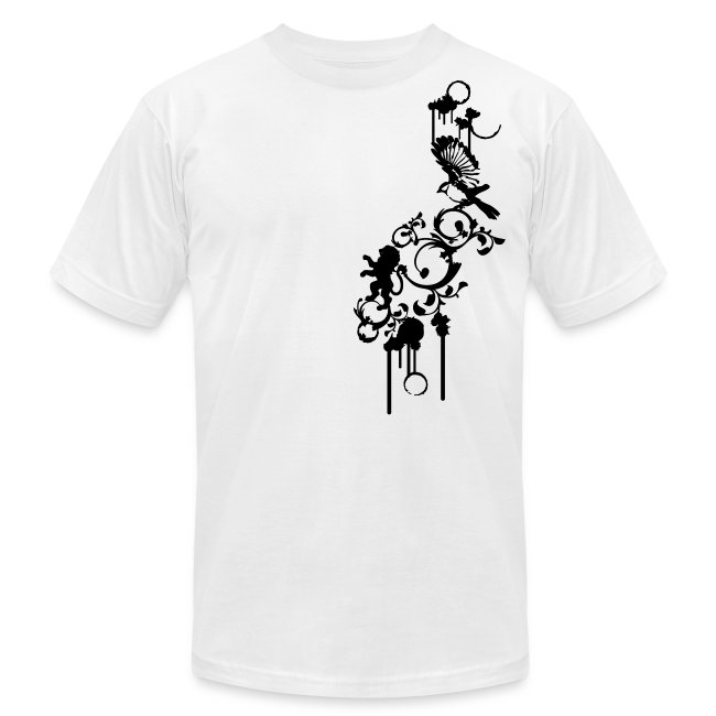 c9a8bb79ef0 New Wicked Design Graphic White T-shirt