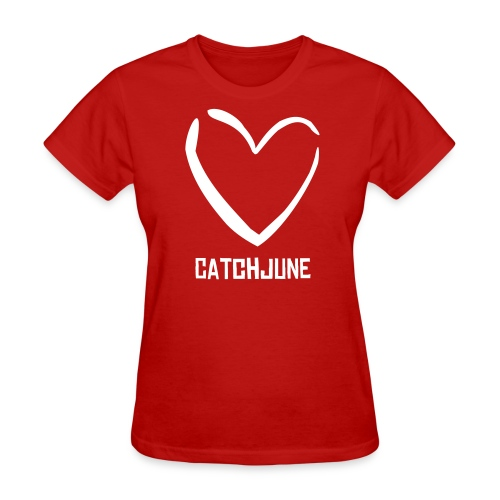 Red Womens tee - Women's T-Shirt