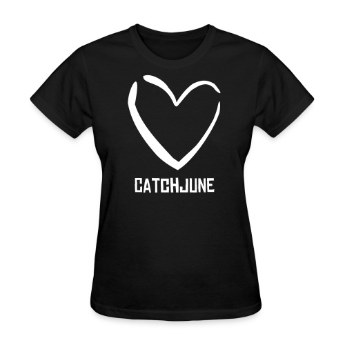 Black Womens tee - Women's T-Shirt
