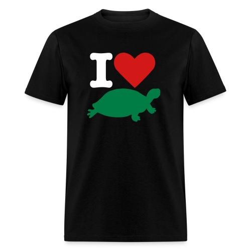Turtle Love - Men's T-Shirt