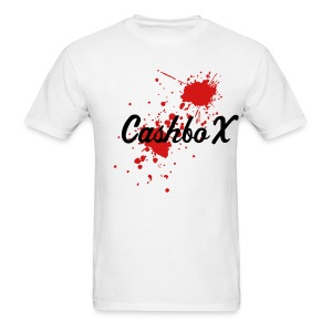 CashboX blood tee - Men's T-Shirt