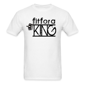 Fit For a King; Lightweight - Men's T-Shirt
