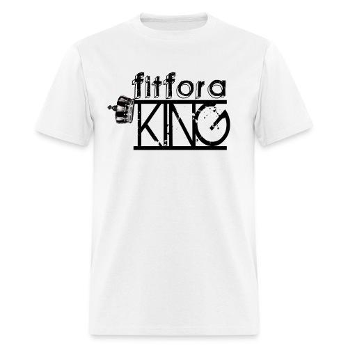 Fit For a King; Lightweight - Men's T-Shirt