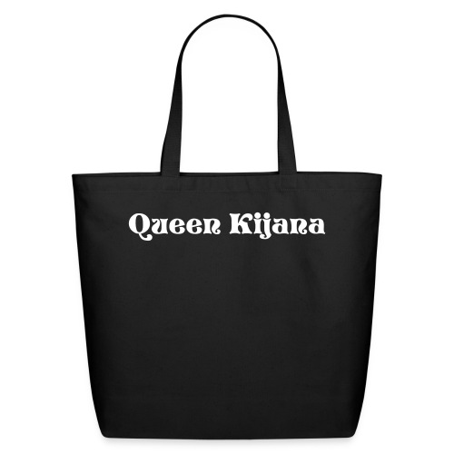 Queen Kijana Tote - Eco-Friendly Cotton Tote