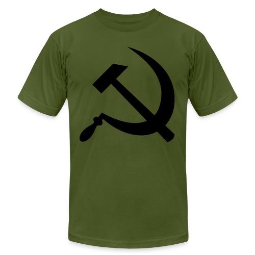 commie bdu - Men's  Jersey T-Shirt