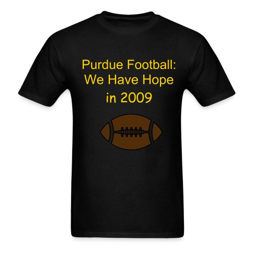 We Have Hope in 2009 - Men's T-Shirt