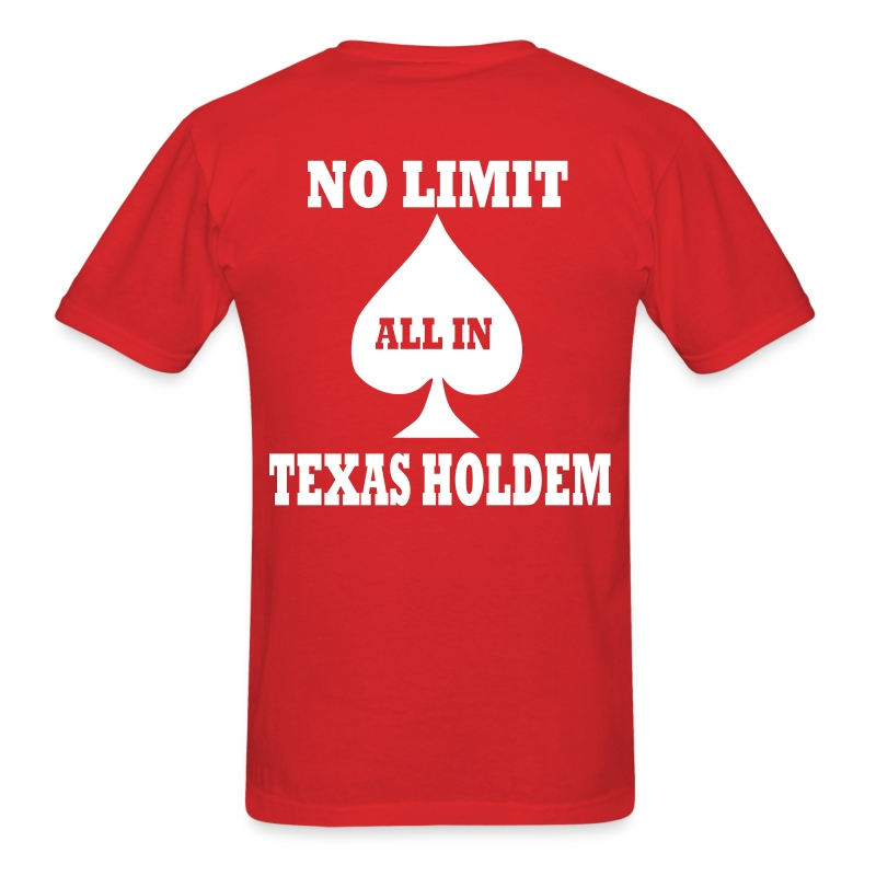 texas holdem all in