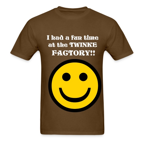 yes... another twinkie shirt.(c) - Men's T-Shirt