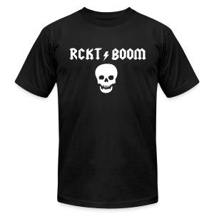 Rocketboom Joanne's Conscience of Crisis Tee - Men's Fine Jersey T-Shirt