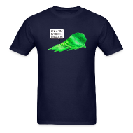 T-Shirts ~ Men's T-Shirt ~ Big Green Blob