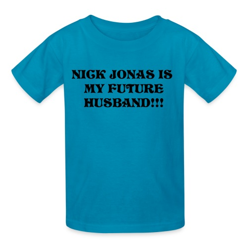 NICK JONAS - Kids' T-Shirt