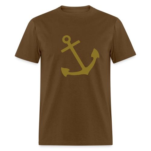 Anchor's Aweigh! - Men's T-Shirt