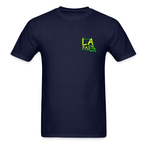 LAPAST official logo T-shirt - Men's T-Shirt